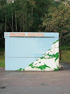 Imbiss auf der Insel Ruegen - p9790020 von Bohnhof