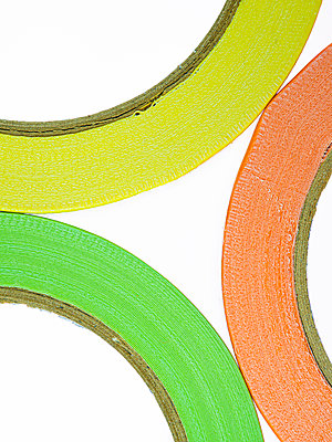 Adhesive tape rolls - p401m2172875 by Frank Baquet