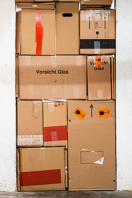 Pappkartons - p1638m2248706 von Macingosh