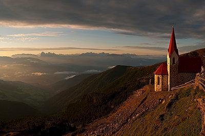 Lazfonserkreuz in Südtirol - p470m1502275 von Ingrid Michel