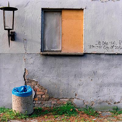 Prora Aussenanlage - p9790017 von Bohnhof