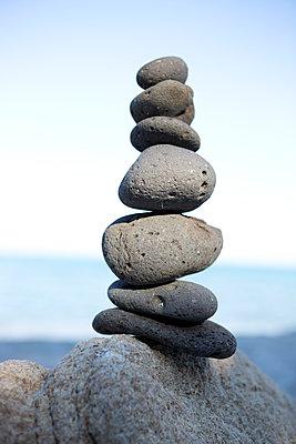 Equilibrium  - p441m1092625 by Maria Dorner