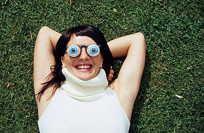 Spaßbrille - p0450278 von Jasmin Sander