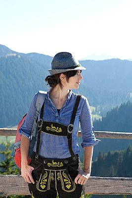 Wandern - p4541706 von Lubitz + Dorner