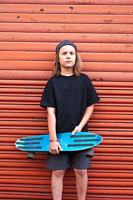 Skater Kid - p2200817 von Kai Jabs