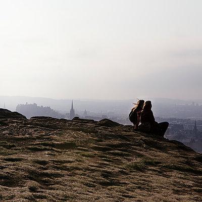 Holyrood Park, Edinburgh - p1222m1425542 von Jérome Gerull