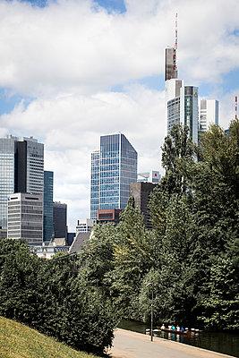 Frankfurt - p1222m1487877 von Jérome Gerull