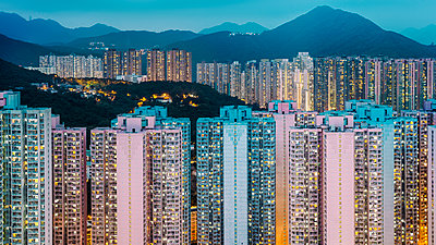 Hongkong - p416m1498138 von Jörg Dickmann Photography
