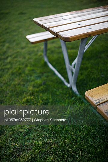 Rastplatz - p1057m982777 von Stephen Shepherd