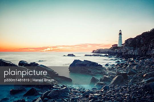 Portland Head Light - p330m1481819 von Harald Braun