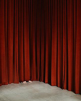 Vorhang - p1205m1066022 von Klaus Pichler