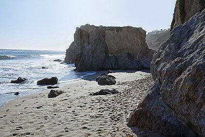 El Matador Beach, Malibu, California, USA - p924m805888f by David Jakle