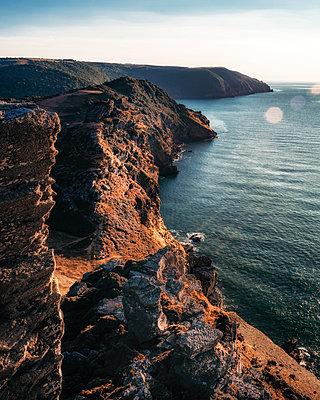 Valley of Rocks - p1549m2125442 von Sam Green