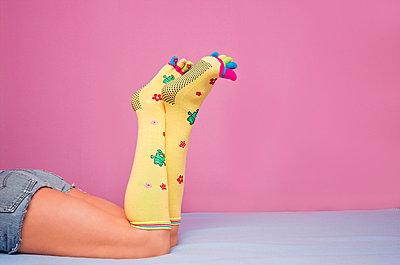 Lustige Socken - p5770065 von Mihaela Ninic