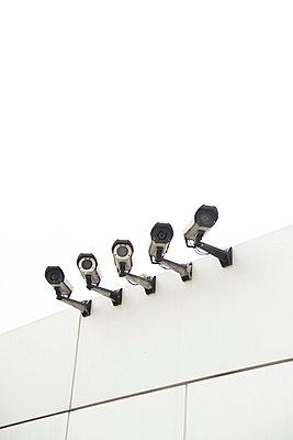 Überwachungsstaat - p954m800595 von Heidi Mayer