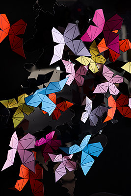 Paper butterflies - p1621m2278157 by Anke Doerschlen