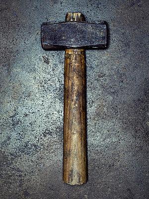 Hammer - p536m1461852 von Schiesswohl
