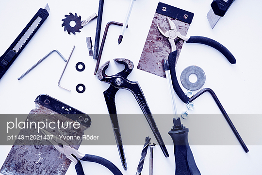 Werkzeug - p1149m2021437 von Yvonne Röder