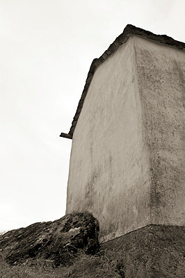 Old chapel in Switzerland - p6460157 by gio