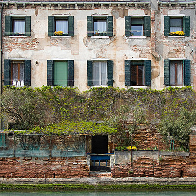 Sense of Place, Venice - p8550913 by Mike Burton
