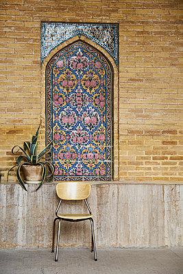 Stillleben, Nasir ol Molk Moschee - p1146m1445124 von Stephanie Uhlenbrock