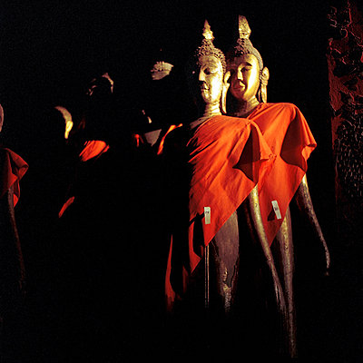 Buddha - p1205m1032954 von Christoph Lingg