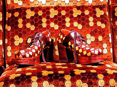 Platform shoes - p1650187 by Andrea Schoenrock