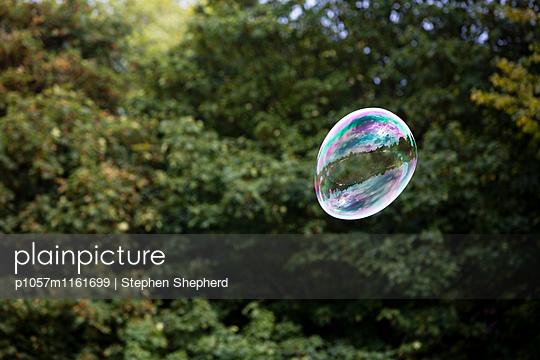 Schwebend - p1057m1161699 von Stephen Shepherd
