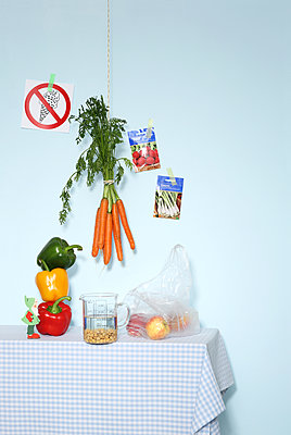 Healthy nutrition - p237m2071725 by Thordis Rüggeberg