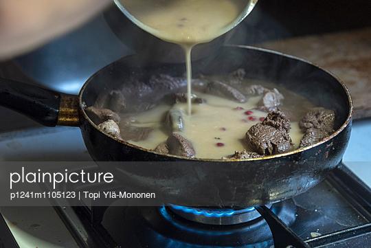Cooking - p1241m1105123 by Topi Ylä-Mononen