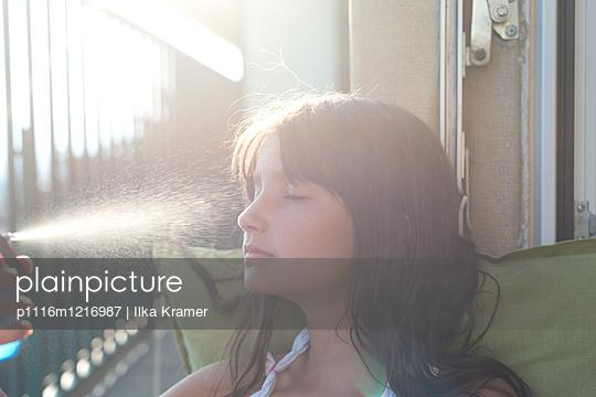 Erfrischung - p1116m1216987 von Ilka Kramer