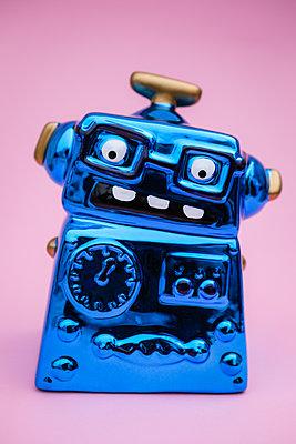 Roboter-Sparbüchse - p045m2161158 von Jasmin Sander