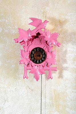 Kuckucksuhr - p451m919223 von Anja Weber-Decker