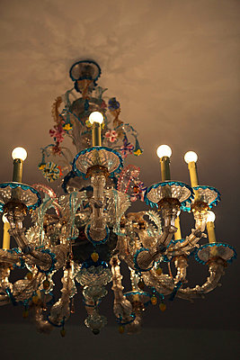 Chandelier - p0420341 by Mathew Bauer