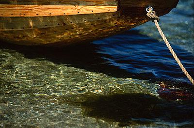 Rowing boat - p1003m759393 by Terje Rakke