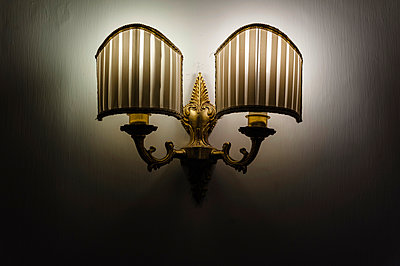 Lampshape - p1088m907760 by Martin Benner