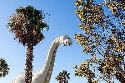 Dino, Cabazon, Kalifornien - p1094m1015304 von Patrick Strattner