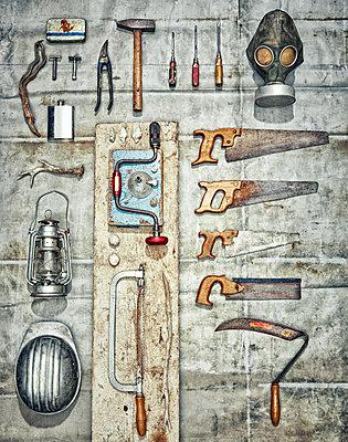 Werkzeugsammlung - p1348m1502933 von HANDKE + NEU