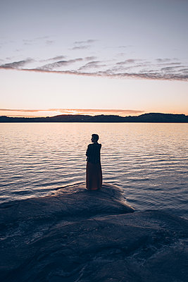 The Lake - p1507m2090108 by Emma Grann
