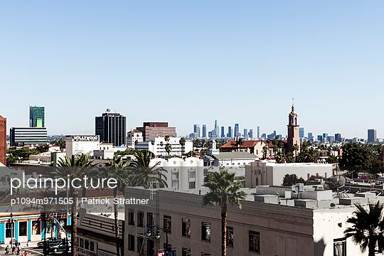 Los Angeles - p1094m971505 von Patrick Strattner