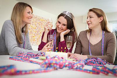 Geburtstagsfeier - p105m890523 von André Schuster