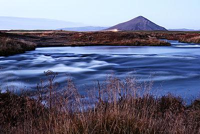 Iceland, Mountain - p1643m2229369 by janice mersiovsky