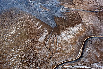 Meldorfer Bucht; Helmsand - p1016m741968 von Jochen Knobloch
