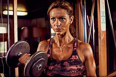 Bodybuilding - p1200m1161348 von Carsten Görling