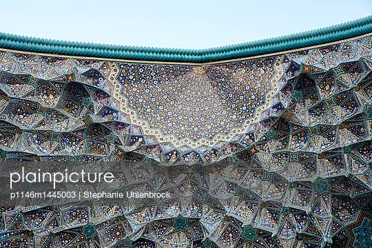 Königsmoschee Isfahan - p1146m1445003 von Stephanie Uhlenbrock