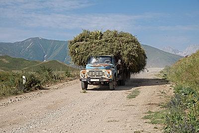 Kirgistan - p759m1207295 von Stefan Zahm