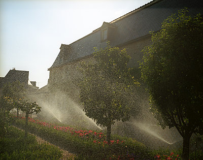Schloss Villandry - p945m2028046 von aurelia frey
