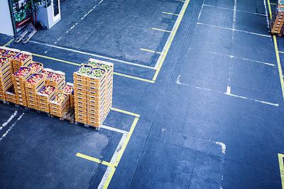 Großmarkt Hamburg - p1222m2182084 von Jérome Gerull