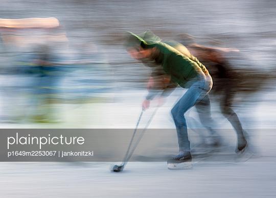 Ice hockey - p1649m2253067 by jankonitzki