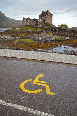 Eilean Donan Castle - p3300214 von Harald Braun